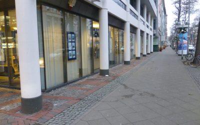 Hannover Stützensockel Apothekerbank